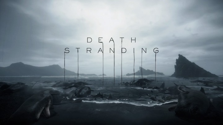 Death Stranding from Hideo Kojima