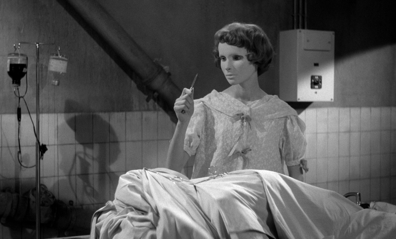 EYES WITHOUT A FACE (1960) the classics can still give nightmares