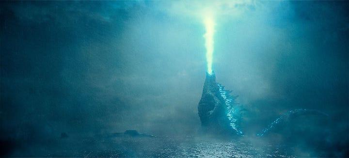 GODZILLA KING OF THE MONSTERS (2019) hear him roar