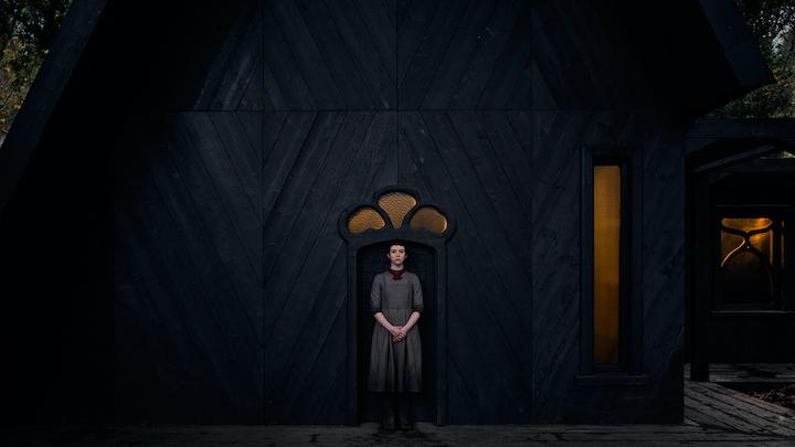 GRETEL AND HANSEL (2020) Sophia Lillis production design