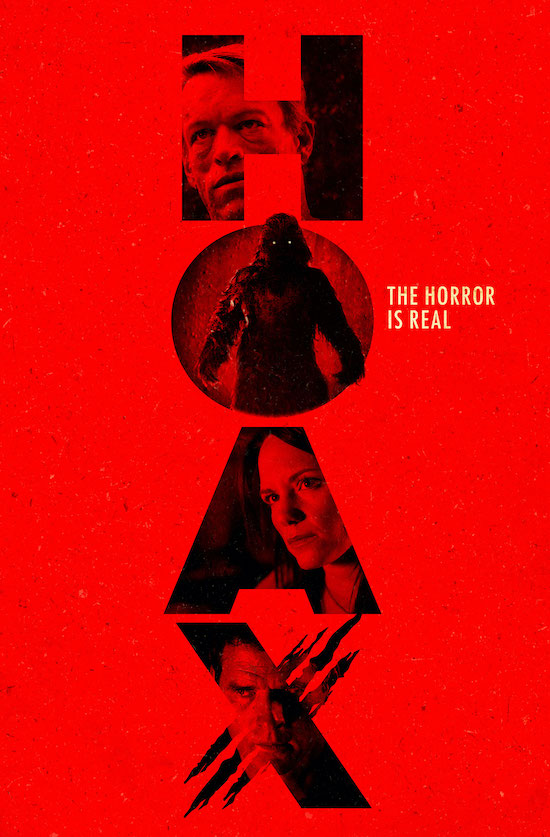 HOAX (2019) movie poster