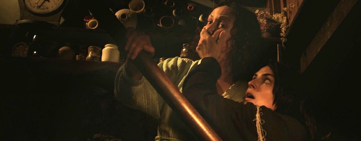 HOUSEBOUND (2014) Rima Te Wiata Morgana O'Reilly