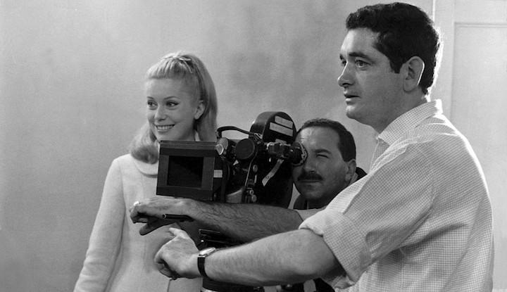 Jacques Demy makin films