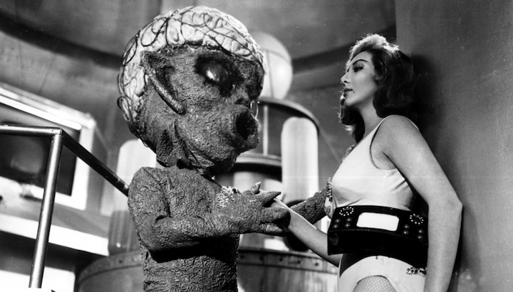SHIP OF MONSTERS (1960) the international language of cinema