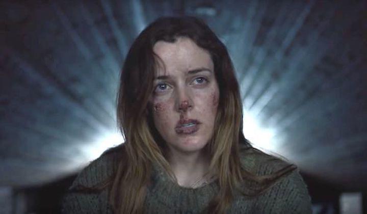 THE LODGE (2019) Riley Keough