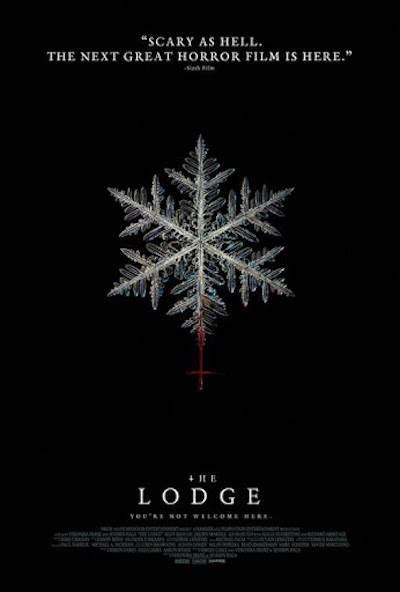 THE LODGE (2019) movie poster