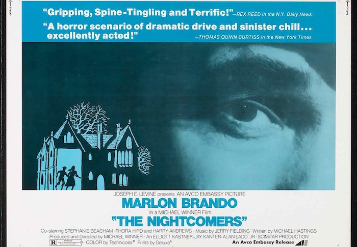 """THE NIGHTCOMERS"" Is An Intriguing, If Exploitative, Prequel to The Turn Of The Screw"