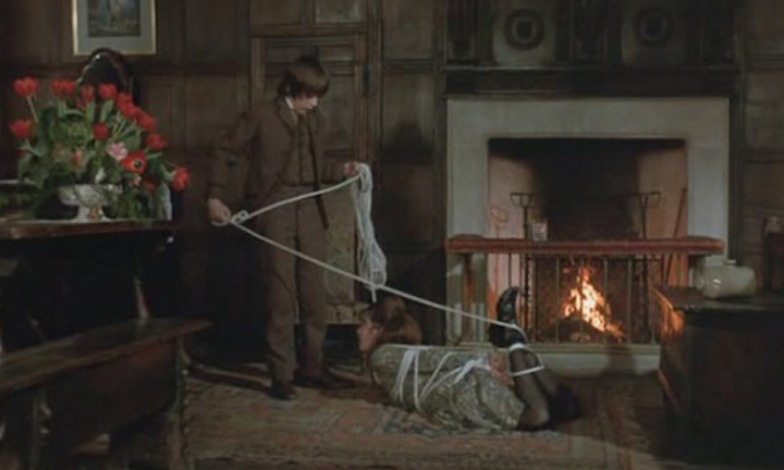 THE NIGHTCOMERS (1971) this can't bode well