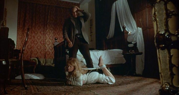 THE NIGHTCOMERS (1971) we were only freshman