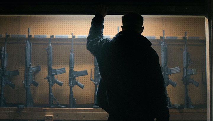 THE STANDOFF AT SPARROW CREEK directed by Henry Dunham