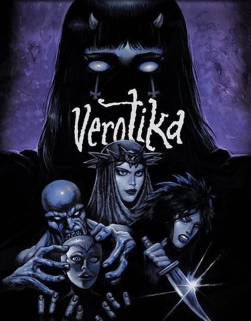 VEROTIKA (2019) film poster
