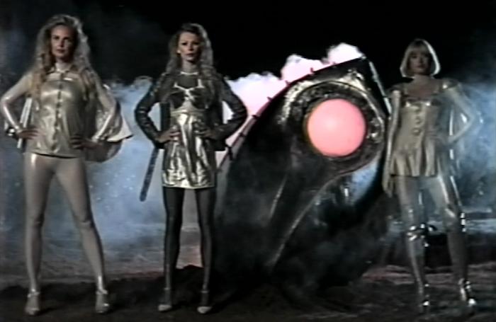 VHYES (2019) Lucia Oskerova, Erika Stass, and Coral Caltaldo