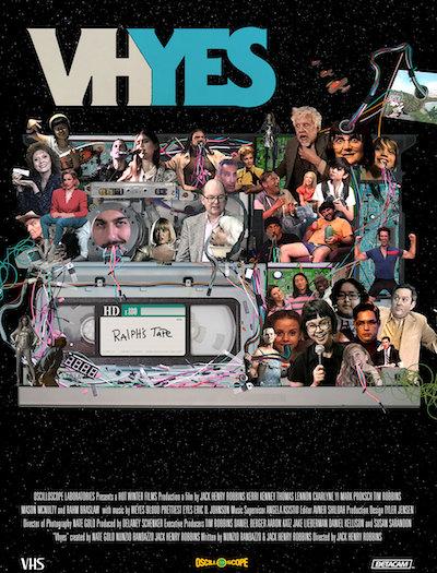 VHYES (2019) film poster