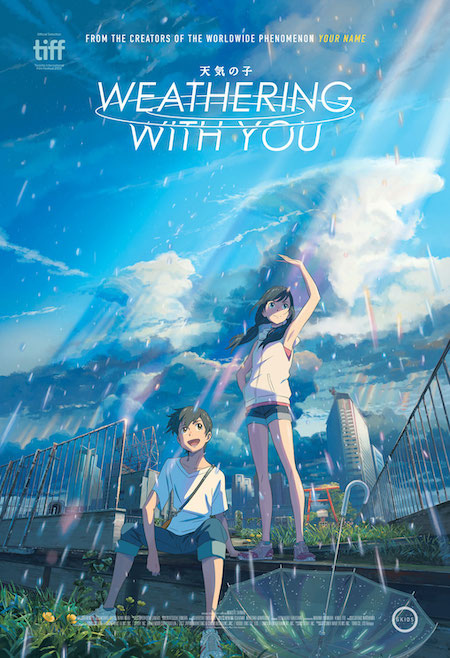 WEATHERING WITH YOU (2019) movie poster