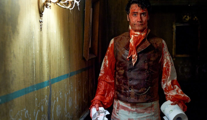 WHAT WE DO IN THE SHADOWS (2014) Taika Waititi