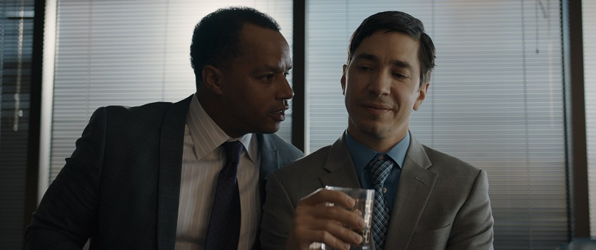 THE WAVE - Donald Faison, Justin Long