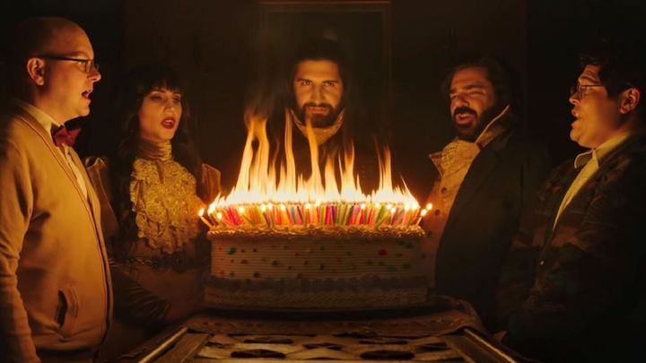 What We Do In The Shadows TV Series on FX