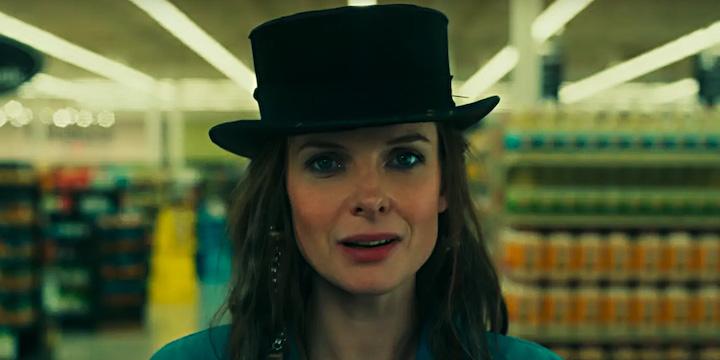 Bizarro Oscars 2019 DOCTOR SLEEP Best Villain Rose The Hat Rebecca Ferguson