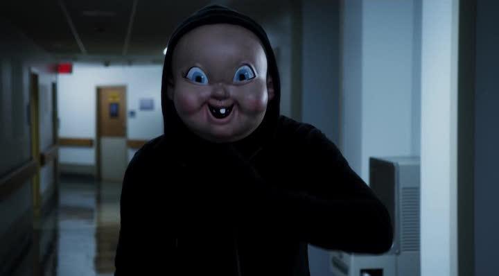 Bizarro Oscars 2019 HAPPY DEATHDAY 2U Best Horror Movie Mask