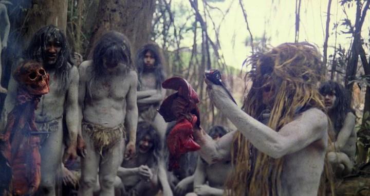 CANNIBAL HOLOCAUST (1980) rituals