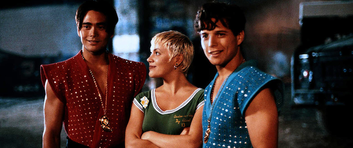 DOUBLE DRAGON (1994) with Mark Dacascos, Alyssa Milano, and Scott Wolf