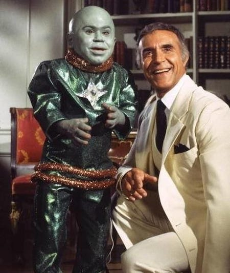 Fantasy Island TV Show with Villechaize and Montalban