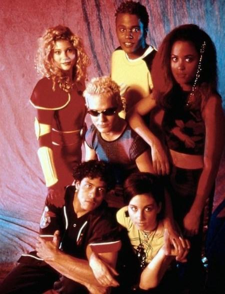 GENERATION X (1996) the team
