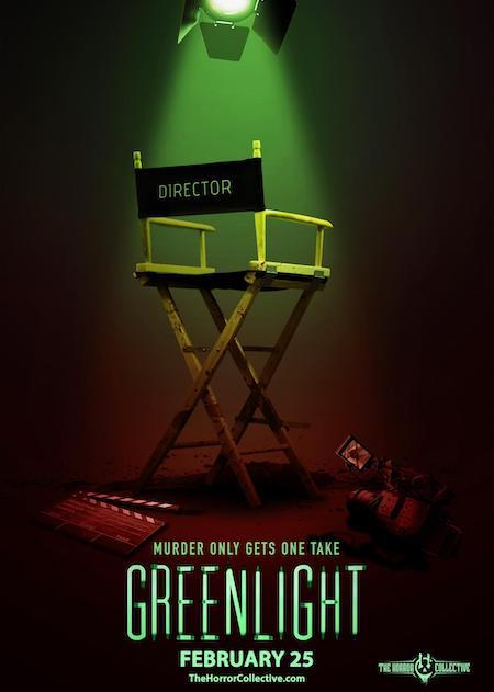 GREENLIGHT (2020) movie poster