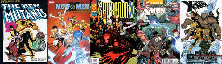 Generation X and other Mutant Breakfast Clubs