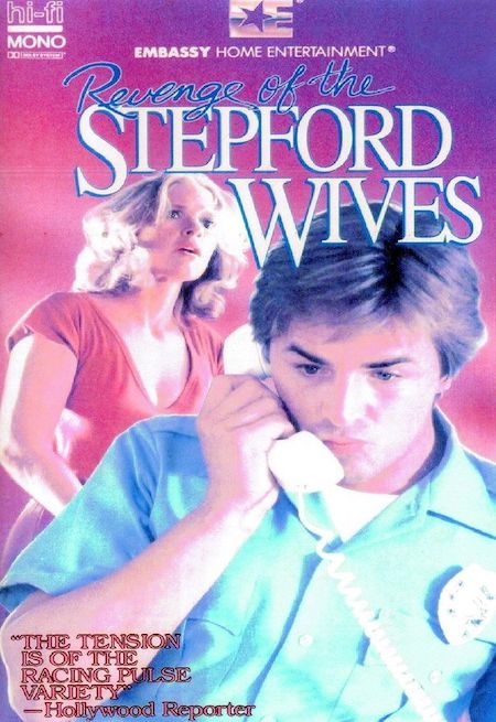 One of the made for tv sequels to THE STEPFORD WIVES (1975)