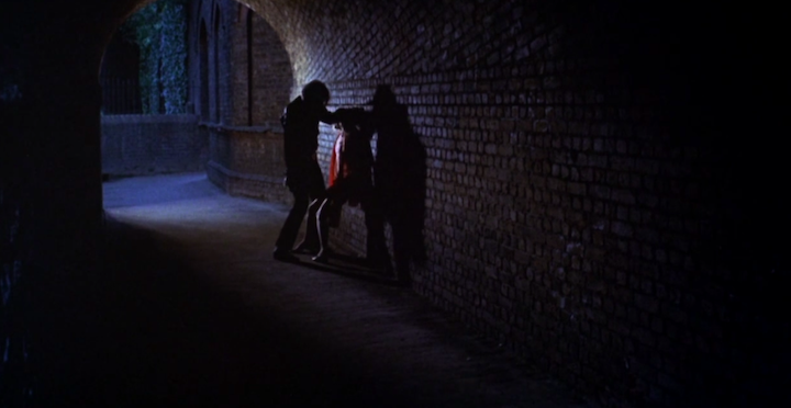 SCREAM AND SCREAM AGAIN (1970) nothing good happens in London tunnels