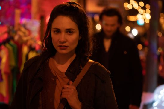 DISAPPEARANCE AT CLIFTON HILL - Tuppence Middleton
