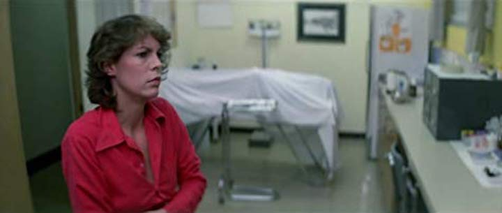 THE FOG (1980) Jamie Lee Curtis has the worst luck as a hitchhiker