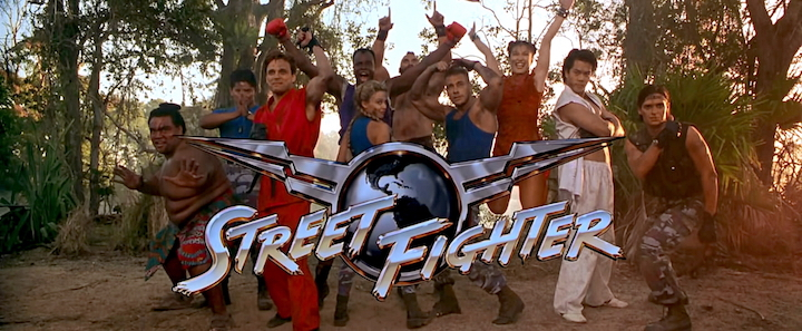 The Cast of STREET FIGHTER (1994) for some this was the nadir while for others this was the mountaintop