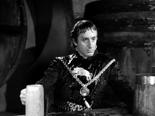 Universal Horror: TOWER OF LONDON - Basil Rathbone