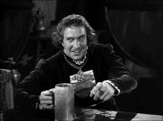 Universal Horror: TOWER OF LONDON - Vincent Price