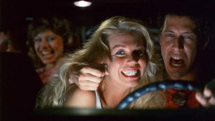 THE TOXIC AVENGER (1984) the Hardbodies - quintessential '80s bullies?