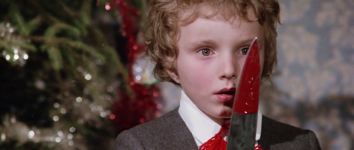 DEEP RED (1975) The hot gift for kids this Christmas? Bloody Knives!