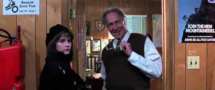 DOLORES CLAIBORNE (1995) Jennifer Jason Leigh and Christopher Plummer