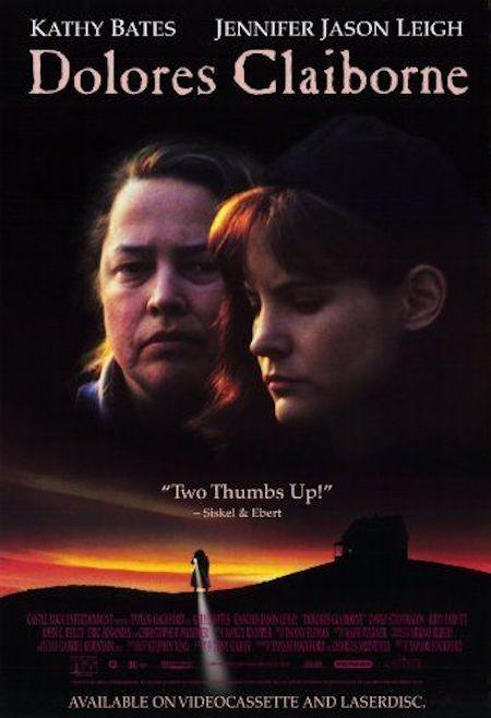 DOLORES CLAIBORNE (1995) movie poster