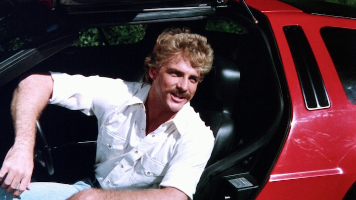 Darby Hinton in MALIBU EXPRESS (1985) Who is this Magnum PI everyone keeps talking about