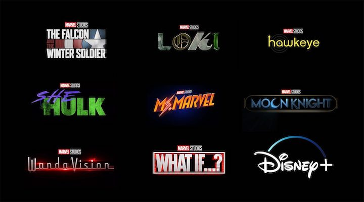 Disney+ MCU shows