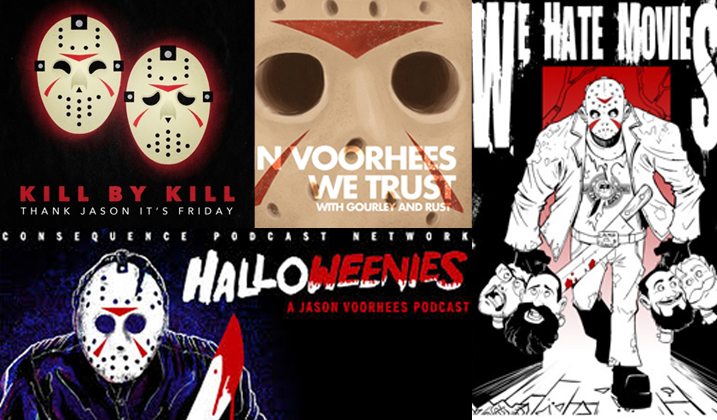 FRIDAY THE 13TH PART V A NEW BEGINNING (1985) assortment of podcasts