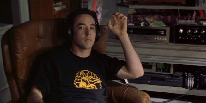 HIGH FIDELITY (2000) John Cusack and the end of Side B