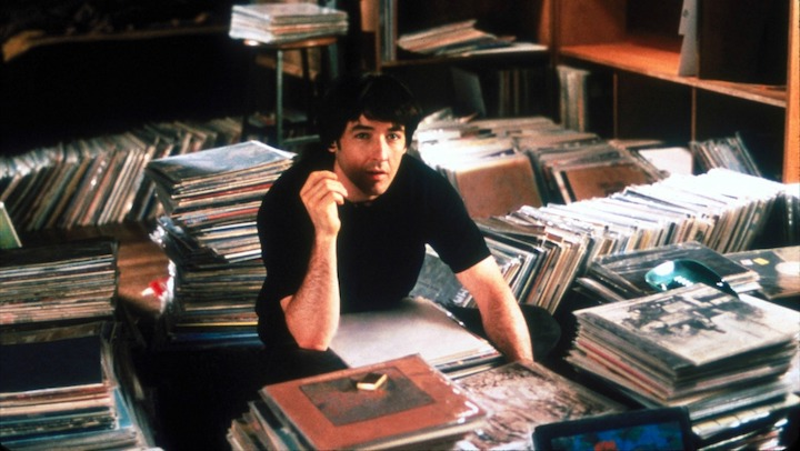 HIGH FIDELITY (2000) John Cusack in his armor of pop music