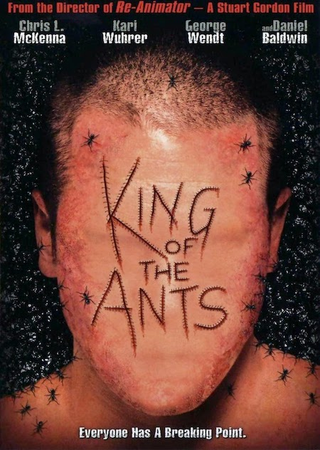 KING OF THE ANTS (2003) movie poster
