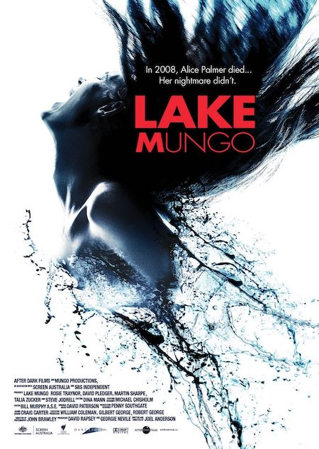 LAKE MUNGO (2010) movie poster