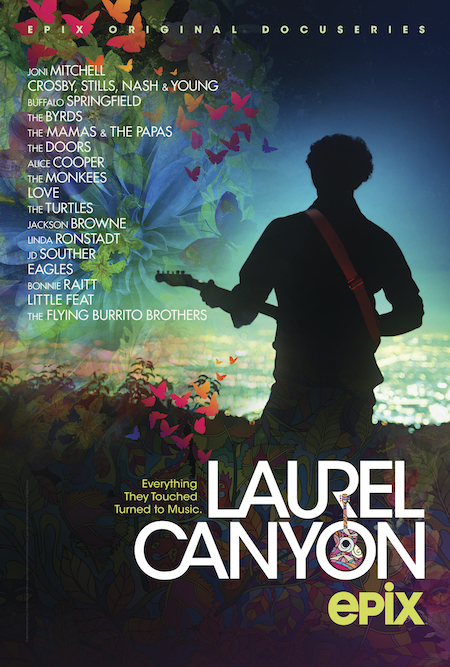 LAUREL CANYON (2020) movie poster