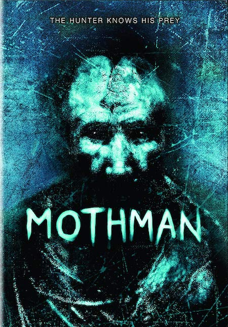 MOTHMAN (2010) DVD Front Cover