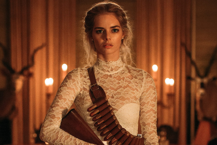 READY OR NOT (2019) Here comes the bride (Samara Weaving)